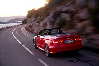CarRevsDaily 2015 Audi A3 Cabrio 23