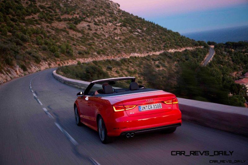 CarRevsDaily 2015 Audi A3 Cabrio 24
