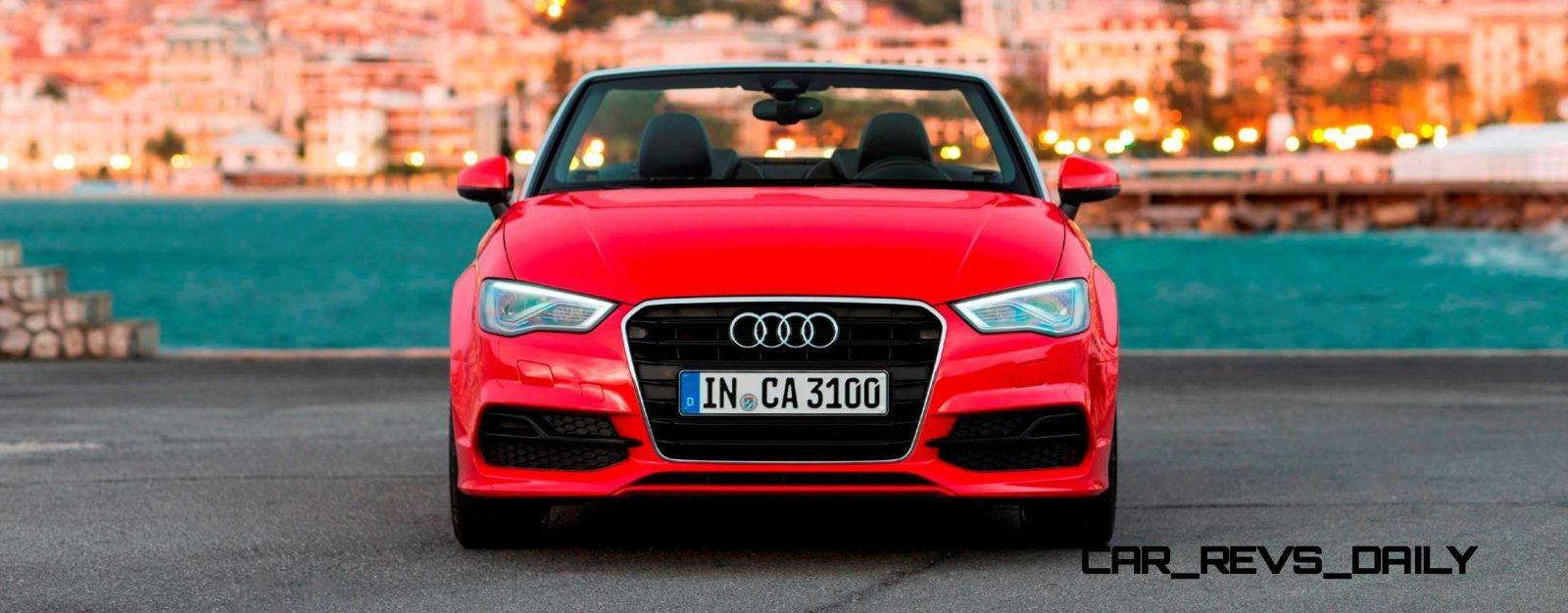 CarRevsDaily 2015 Audi A3 Cabrio 26
