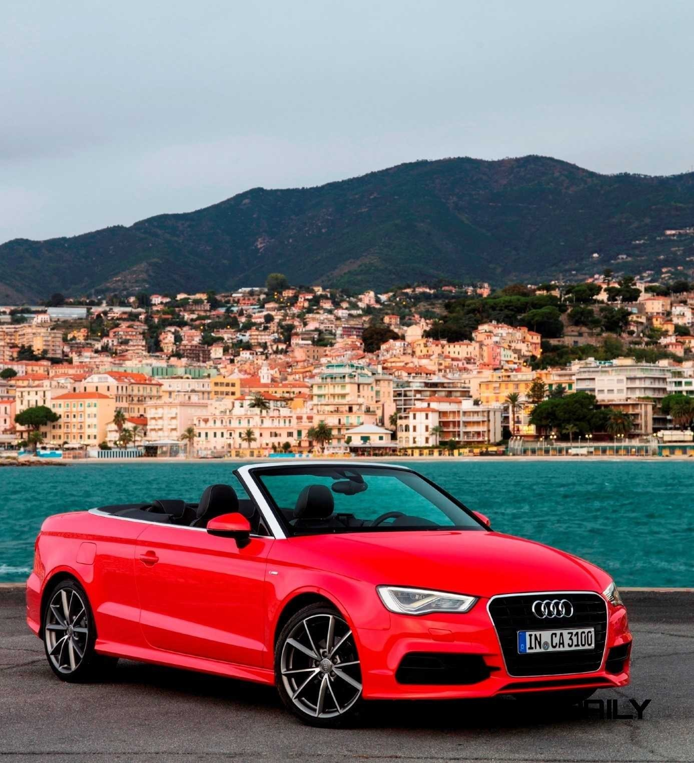 2015 audi a3 cabrio seeks cheer team leaders video and. Black Bedroom Furniture Sets. Home Design Ideas