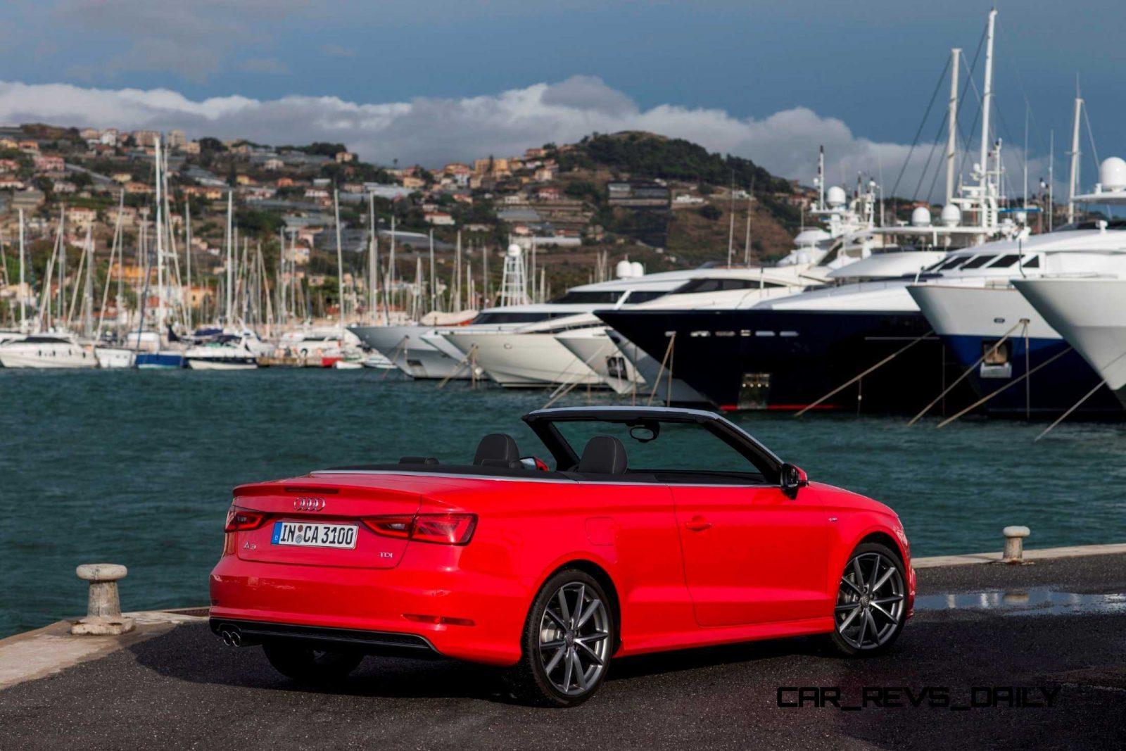CarRevsDaily 2015 Audi A3 Cabrio 48