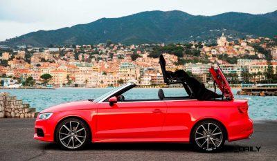CarRevsDaily 2015 Audi A3 Cabrio 51