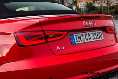 CarRevsDaily 2015 Audi A3 Cabrio 59