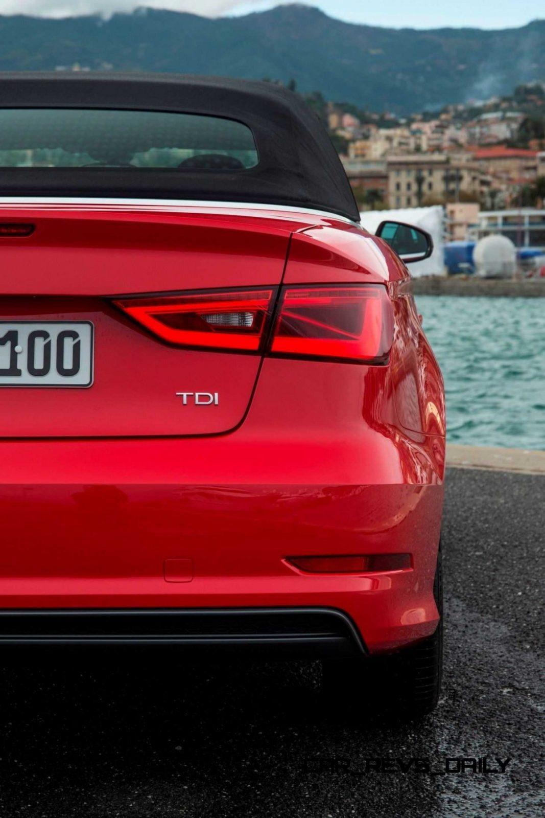 CarRevsDaily 2015 Audi A3 Cabrio 60