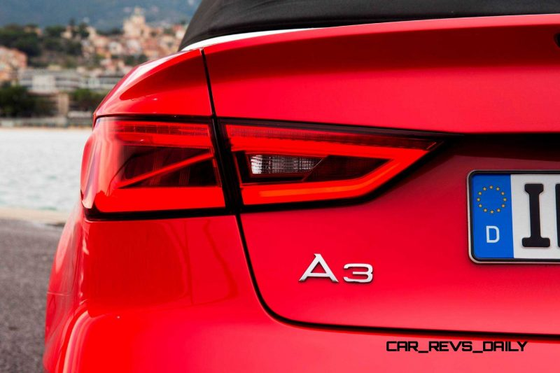 CarRevsDaily 2015 Audi A3 Cabrio 62