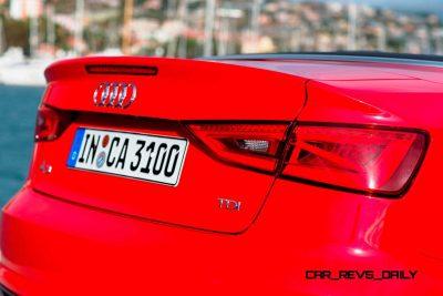CarRevsDaily 2015 Audi A3 Cabrio 63