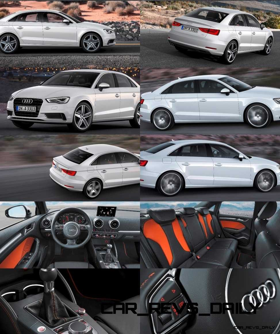 Hottest LA Debuts: 2015 Audi A3 And S3 Spell Trouble For