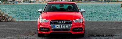 CarRevsDaily - 2015 Audi S3 Exterior 10