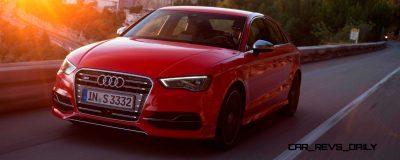 CarRevsDaily - 2015 Audi S3 Exterior 1