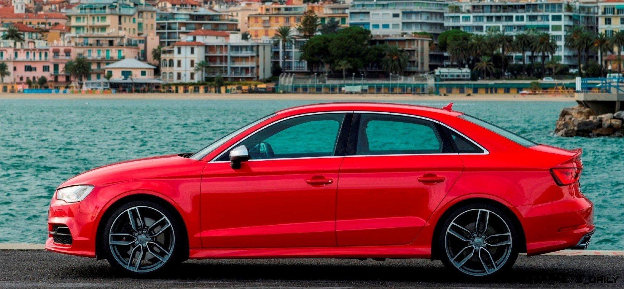 CarRevsDaily - 2015 Audi S3 Exterior 12