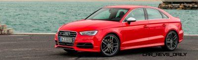 CarRevsDaily - 2015 Audi S3 Exterior 13