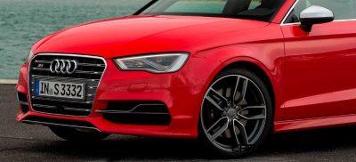 CarRevsDaily - 2015 Audi S3 Exterior 15