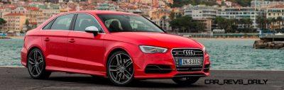 CarRevsDaily - 2015 Audi S3 Exterior 17