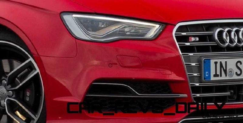 CarRevsDaily - 2015 Audi S3 Exterior 18