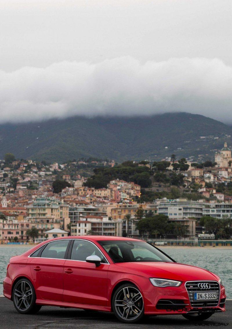 CarRevsDaily - 2015 Audi S3 Exterior 19