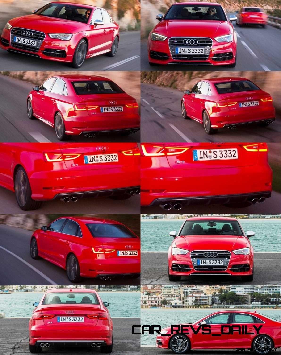 CarRevsDaily - 2015 Audi S3 Exterior 2-tileccc