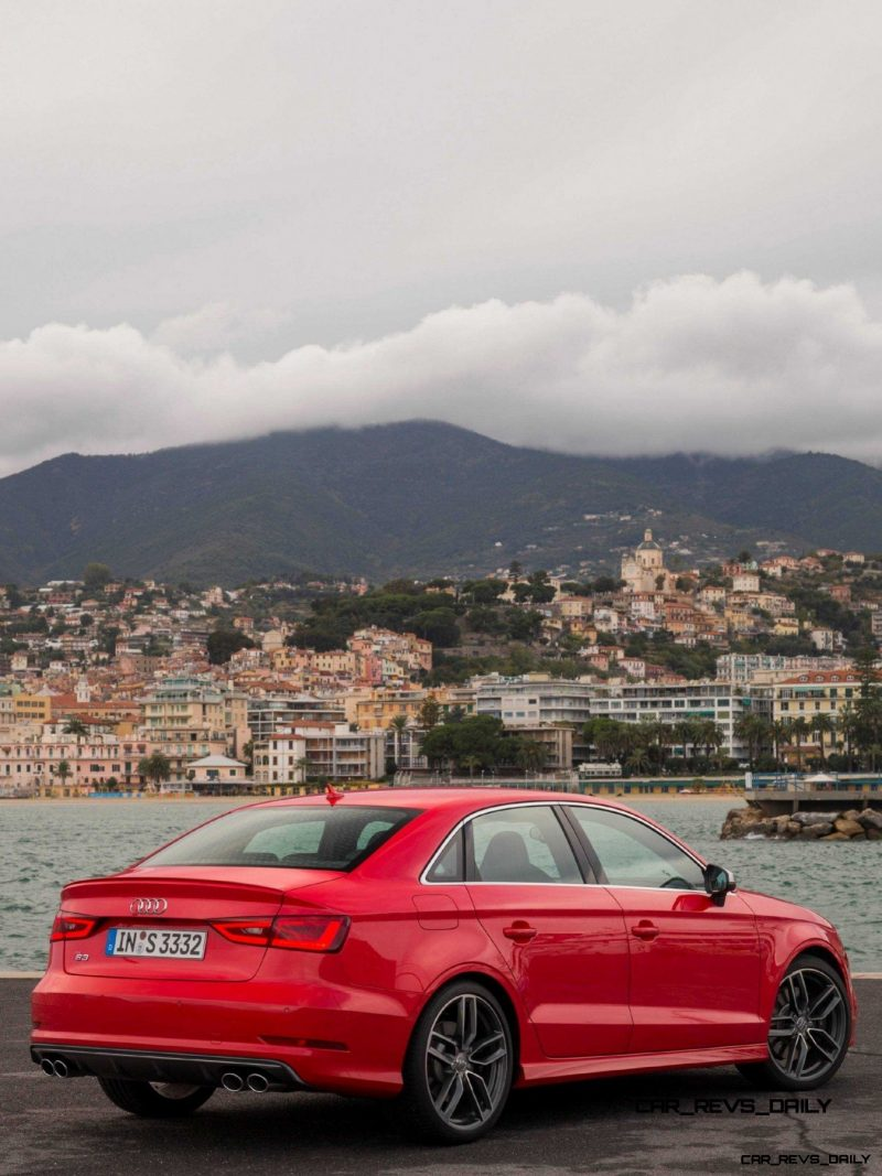 CarRevsDaily - 2015 Audi S3 Exterior 21