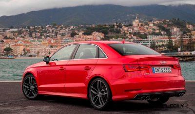 CarRevsDaily - 2015 Audi S3 Exterior 23
