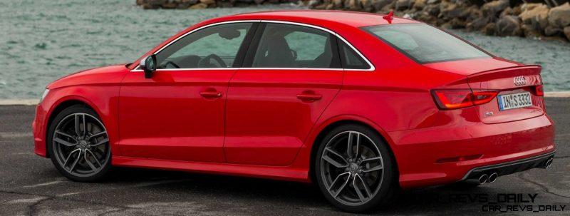 CarRevsDaily - 2015 Audi S3 Exterior 24
