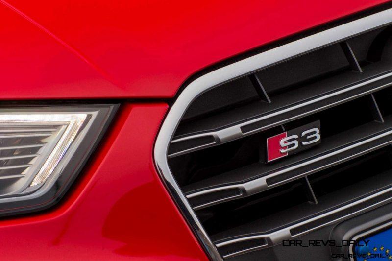 CarRevsDaily - 2015 Audi S3 Exterior 28