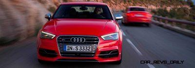 CarRevsDaily - 2015 Audi S3 Exterior 3