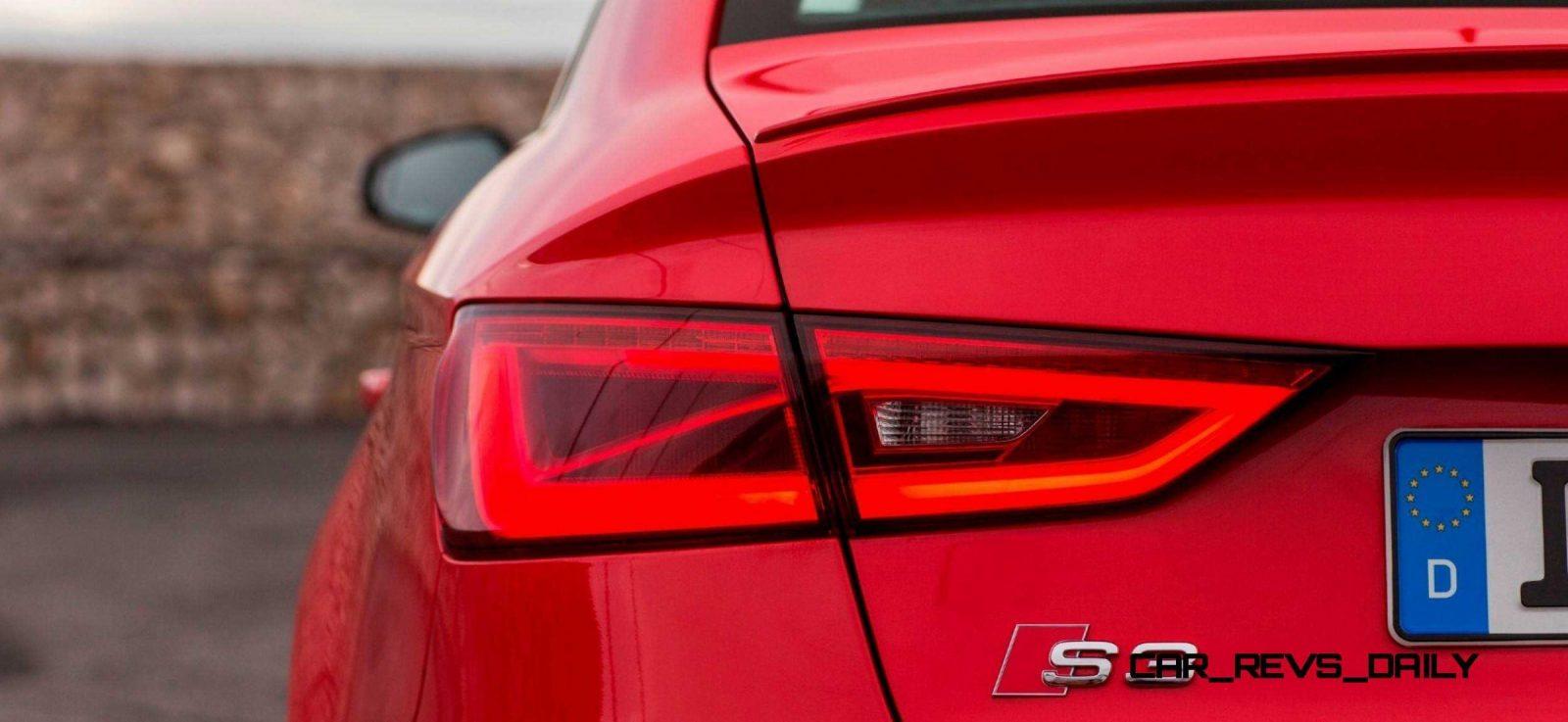 CarRevsDaily - 2015 Audi S3 Exterior 33