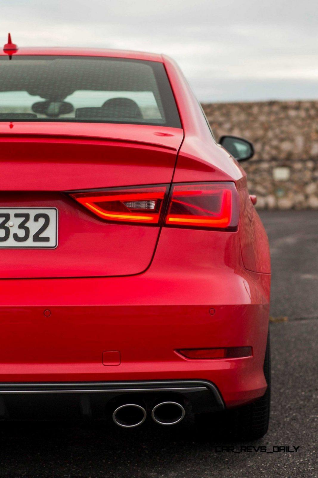 CarRevsDaily - 2015 Audi S3 Exterior 35