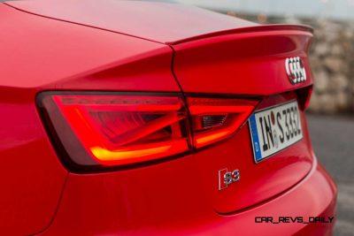 CarRevsDaily - 2015 Audi S3 Exterior 36