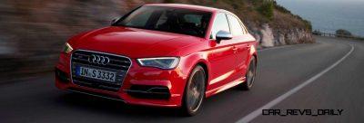CarRevsDaily - 2015 Audi S3 Exterior 4