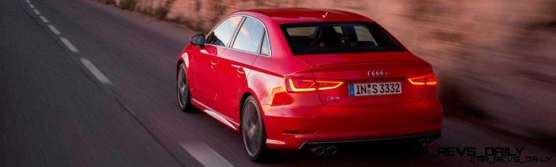 CarRevsDaily - 2015 Audi S3 Exterior 5