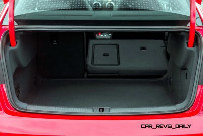 CarRevsDaily - 2015 Audi S3 Interior 3