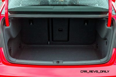 CarRevsDaily - 2015 Audi S3 Interior 4