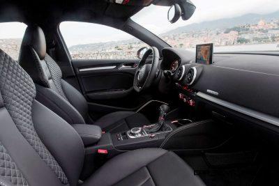 CarRevsDaily - 2015 Audi S3 Interior 5