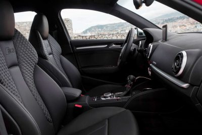 CarRevsDaily - 2015 Audi S3 Interior 6