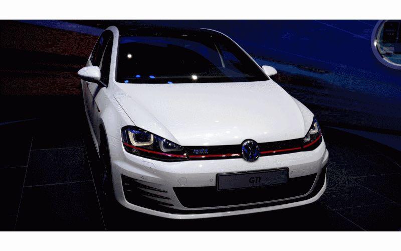 CarRevsDaily Hottest LA Auto Show Debuts GIF GTI