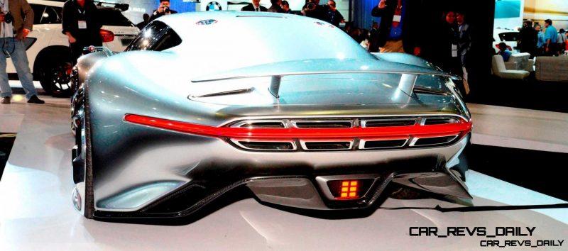 CarRevsDaily Hottest LA Auto Show Debuts27