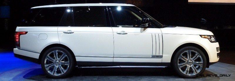 2014 Range Rover LWB