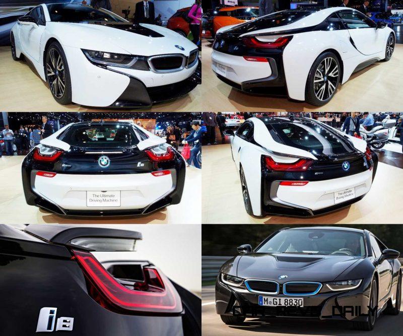 Fun Car GIFs: 2015 BMW i8 in White + Live Visualizer Links