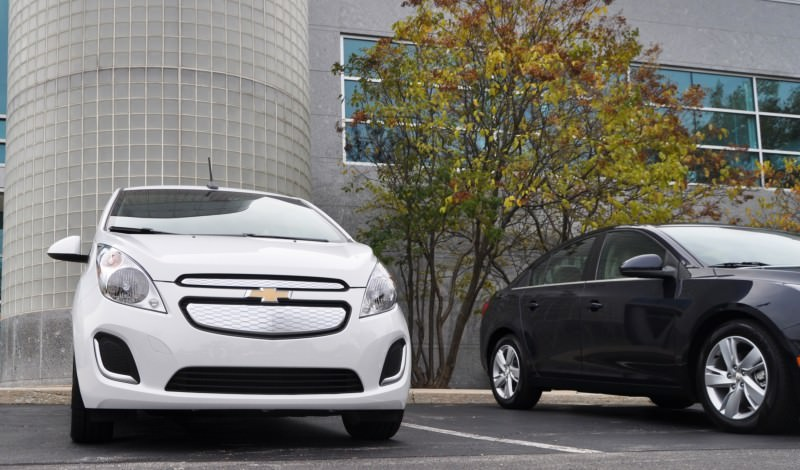 CarRevsDaily.com - 2014 Chevrolet Spark EV First Photos3