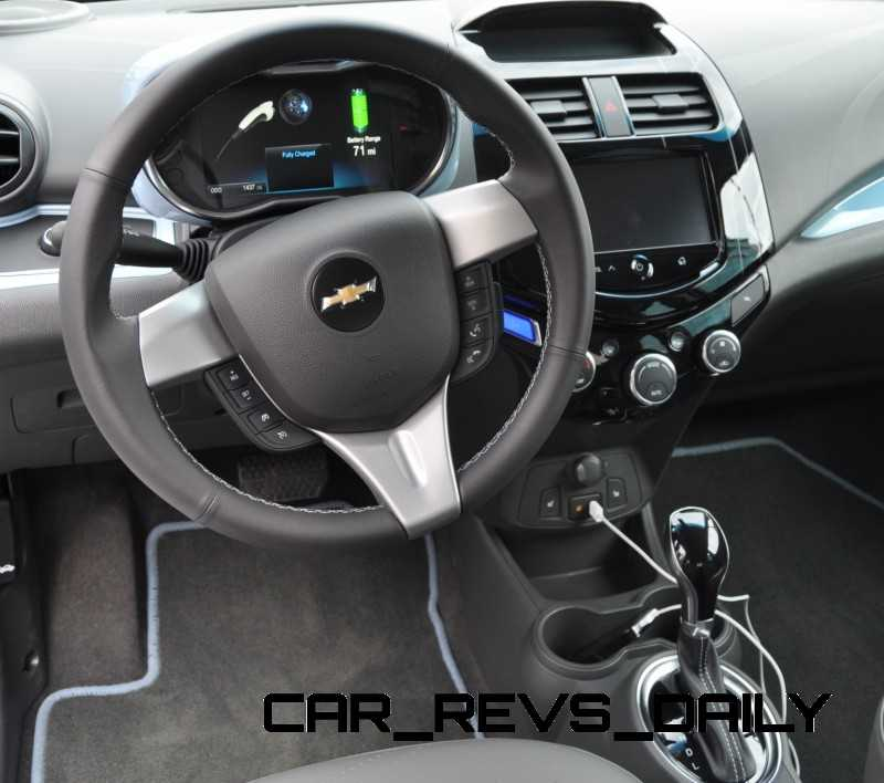 CarRevsDaily.com - 2014 Chevrolet Spark EV First Photos9