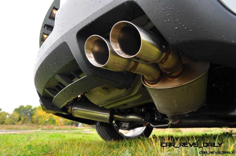 CarRevsDaily.com - 2014 Chevy Camaro 2LT RS 12