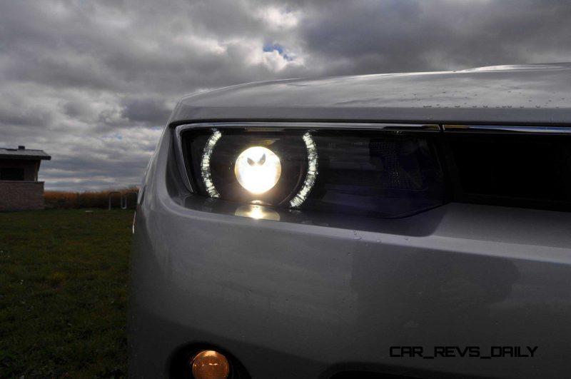 CarRevsDaily.com - 2014 Chevy Camaro 2LT RS 20