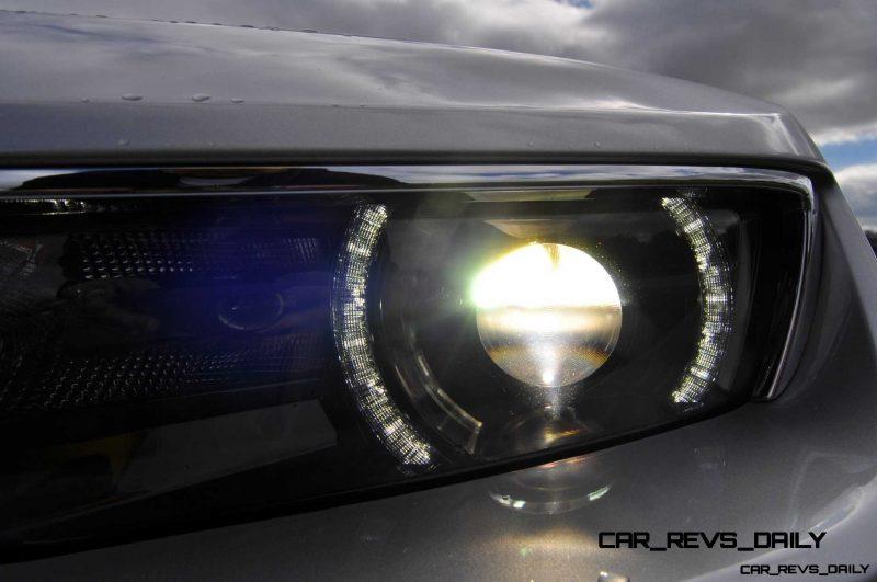 CarRevsDaily.com - 2014 Chevy Camaro 2LT RS 26