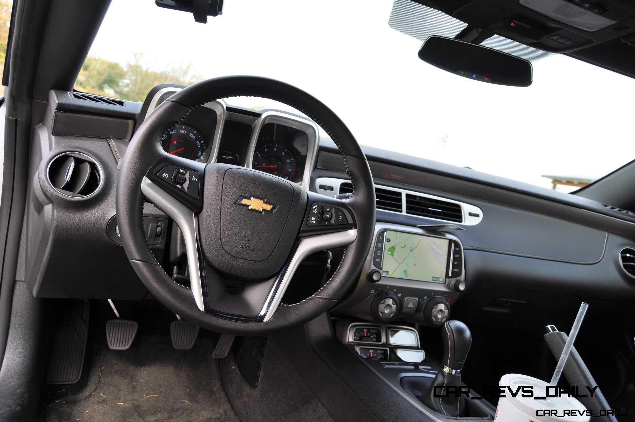 Hd Video Reviews 2014 Chevy Camaro 2lt Rs With New Led Lights And Active Exhaust Car Revs