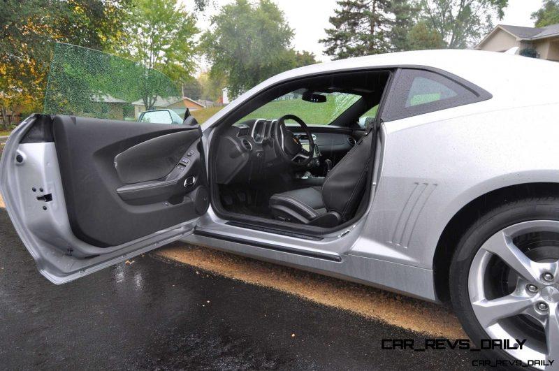 CarRevsDaily.com - 2014 Chevy Camaro 2LT RS 4