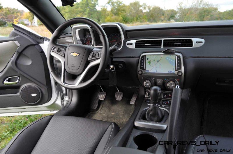 CarRevsDaily.com - 2014 Chevy Camaro 2LT RS 50