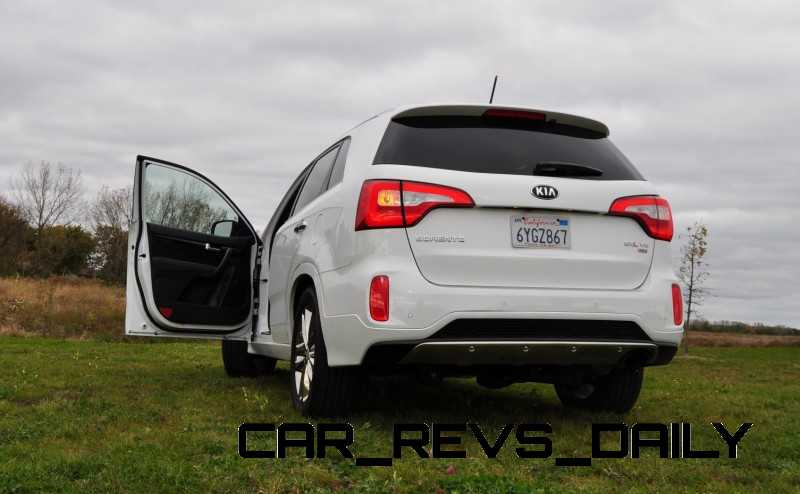 2014 Kia Sorento SX L Inside And Out 86 High Res Press