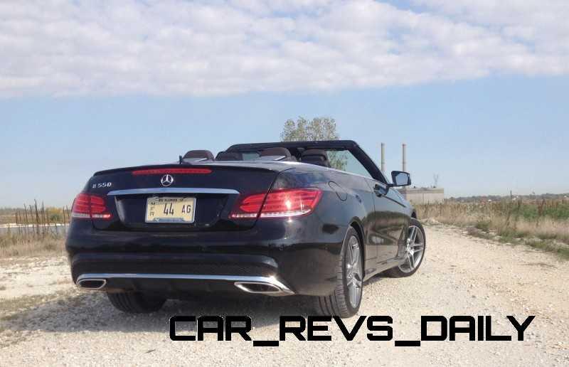 CarRevsDaily.com - 2014 Mercedes-Benz E550 Cabriolet19
