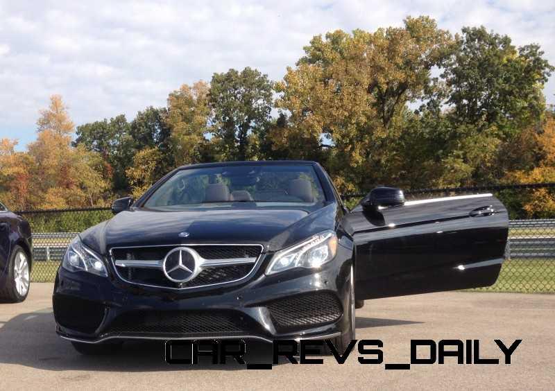 CarRevsDaily.com - 2014 Mercedes-Benz E550 Cabriolet3