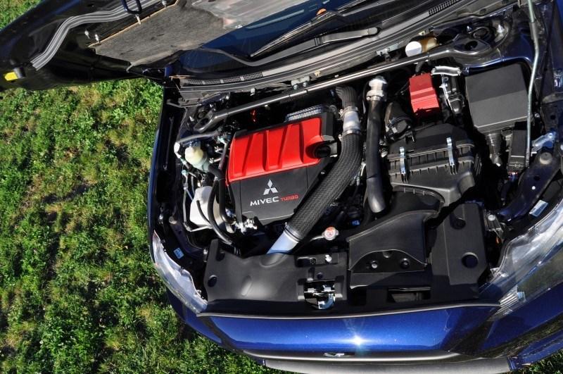 CarRevsDaily.com - 2014 Mitsubishi Lancer Evolution GSR17